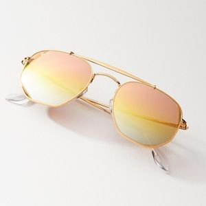 NWT // Ray-Ban RB3648 The Marshal Sunglasses